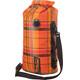 SealLine Discovery Deck Dry Bag 30l orange plaid